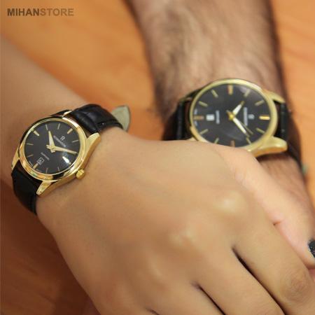 ساعت , ساعت رومانسون , ست ساعت رومانسون , ست ساعت مچی Romanson طرح Sapphire , ساعت Romanson , ست ساعت مچی رومانسون ,